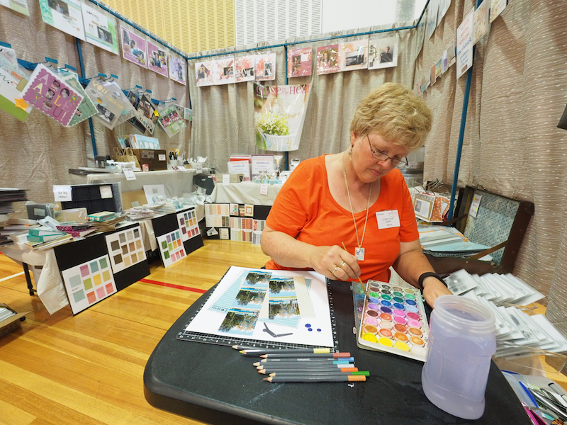 From Picture to Page Papercraft and Scrapbooking Show