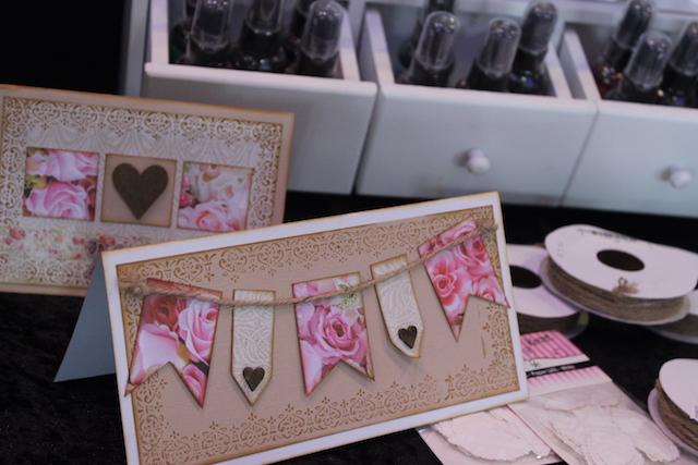 retail sales of craft supplies