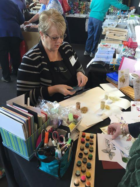 victorian papercrafts show
