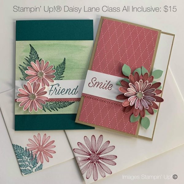 Stampin' Up - From Picture to Page and Beyond